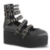 GRIP - 31 Black Vegan Leather